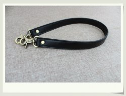 Leather Handbag Straps Wholesale 22.8 inch