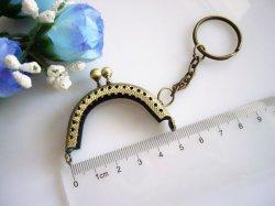 Purse Making Accessories Metal Purse Frames Wholesale Supplier