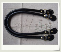 Leather Purse Handles Sew Wholesale 580MM