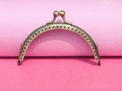 4.13inch Metal Coin Purse Clasp Tasbeugels