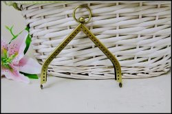 11.5CM Purse Hardware Purse Coin Frame