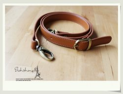 Leather Purse Straps Supplies Handles 46.5 inch