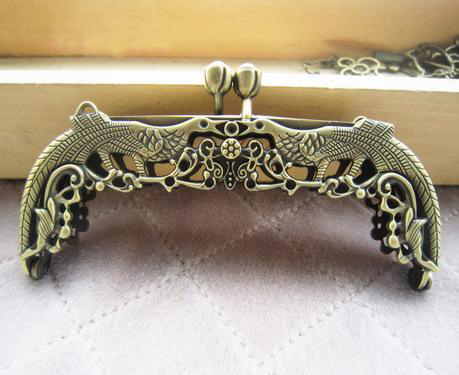 Vintage Purse Frames Wholesale 4.7 inch
